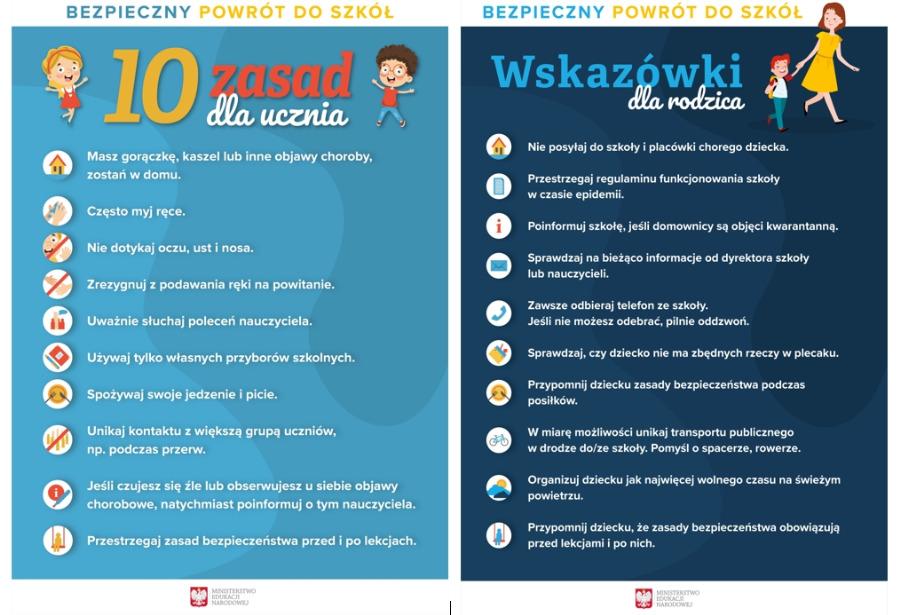 10 zasad uczen